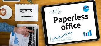 The Paperless Office: How Much You Can Save | Record Nations