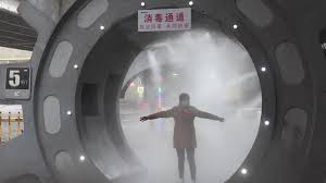 China's spray trucks and tunnels may not prevent coronavirus ...